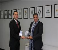 «EIM» الوكيل الحصري لرينو في مصر يفوز بالمركز الثاني بتحدى جلاديتور 2020