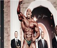 اتحاد كمال الأجسام: احتفالية كبرى لتكريم «بيج رامي»
