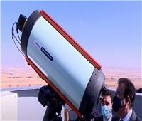 خالد عبد الغفار: مرصد حلوان يتابع الحطام الفضائي وحركة الأقمار الصناعية