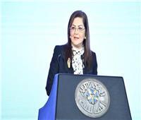 وزيرة التخطيط تتفقد سير العمل بلجان تقييم جائزة مصر للتميز الحكومي