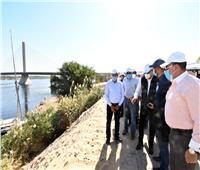 الجزار: تنفيذ الممشى النيلي في أسوان الجديدة بطول 6 آلاف متر