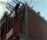 حملات مكبرة لإيقاف أعمال البناء المخالف بأحياء الإسكندرية