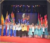 وزيرة الثقافة تشيد باحتفالية «إحنا البهجة»