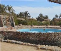 صور| حمام موسى.. مياه كبريتية «فيها شفاء للناس»