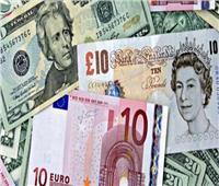 أسعار العملات الأجنبية بالبنوك اليوم.. اليورو 19.08 جنيه