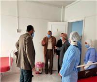 لجان طبية لمتابعة موقف استعداد المستشفيات بسيناء لاستقبال حالات كورونا