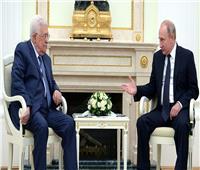 بوتين يناقش مع عباس توريد لقاحات روسية لفلسطين