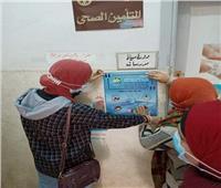 حملات توعية لطلبة المدارس والمواطنين لترشيد استهلاك المياه