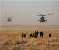 الجيش العراقي يعلن مقتل 12 داعشيا في عملية عسكرية