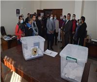 انطلاق انتخابات أمناء لجان اتحاد الطلاب ومساعديهم بجامعة سوهاج