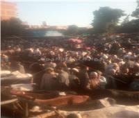 «سوق التوفيقية» في «إيتاي البارود» خطر بيئي يهدد السكان .. صور