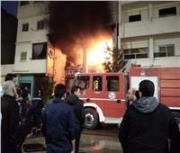 التفاصيل الكاملة لمصرع 6 مرضى في مصحة بحريق الإسكندرية