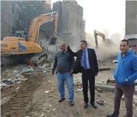نائبمحافظ القاهرة: إزالة ٦٧ عقارا بـ«الطيبى» في السيدة زينب