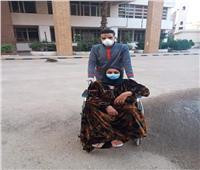 خروج 10 حالات تعافي من كورونا بمستشفى الحجر الصحي بكفر الدوار| صور