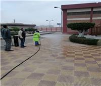 مياه القليوبية تشدد على تطبيق الإجراءات الاحترازية لمواجهة «كورونا»