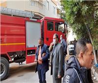 محافظ الإسكندرية يوجه الأجهزة التنفيذية بمتابعة حادث حريق مصحة علاج الإدمان