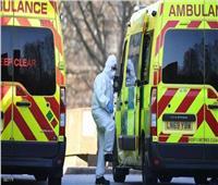 ارتفاع الوفيات اليومية بكورونا  في بريطانيا لـ744 حالة