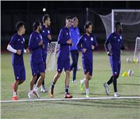 المصري يستأنف تدريباته استعدادًا لمباراته أمام «المقاصة»
