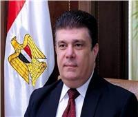 حسين زين يلتقي برؤساء النقابات المهنية بالهيئة الوطنية للإعلام