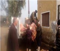 إعدام ذبيحة تزن 300 كيلو مصابة بمرض السل بمجلس قروي «دروة» بالمنيا