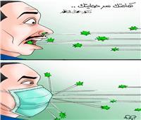 محافظة الجيزة توجه تحذيرات للمواطنين للوقاية من فيروس كورونا