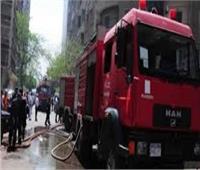 السيطرة على حريق شب بمطعم شهير في حلوان