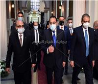 مدبولي: تكليفات من الرئيس السيسي بتطوير القاهرة التاريخية