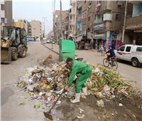 حملة مكبرة للنظافة والتجميل بمدينة أسيوط