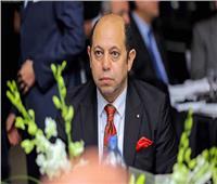 أحمد سليمان ينعي رئيس نادي الزمالك