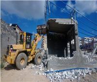 حملة مكبرة لإزالة التعديات على أملاك الدولة بالإسكندرية