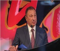قرار عاجل من الخطيب بسبب وفاة رئيس نادي الزمالك