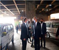 محافظ القليوبية: سحب تراخيص «الأجرة» في حال عدم التزام السائقين بالكمامة