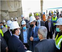رئيس «البريد» يتفقد مبنى الهيئة بالعاصمة الإدارية الجديدة