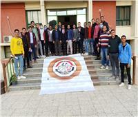 طلاب« من أجل مصر» يفوزون  بالأغلبية في انتخابات اتحاد جامعة سوهاج