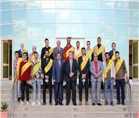 بالأسماء.. جامعة السويس تعلن الفائزين في انتخابات اتحاد الطلاب