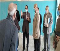 تجهيز مراكز لتطعيم المواطنين بلقاح كورونا في شمال سيناء