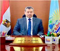 رئيس جامعة «مطروح» يشهد انتخاب رئيس اتحاد الطلاب