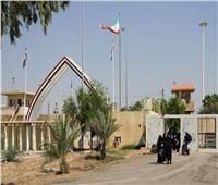 العراق يغلق منفذًا حدوديًا مع إيران لمواجهة فيروس كورونا