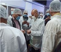 حملة لمتابعة تصنيع أغذية المدارس بالشرقية