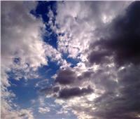 هطول أمطار خفيفة على مناطق بـ«شمال سيناء»