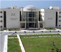 حمد أكرم رئيسالاتحاد طلاب جامعة العريش