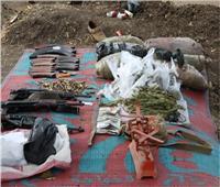 مصرع اثنين من العناصر الإجرامية شديدة الخطورة وضبط آخر في الشرقية