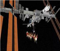 «بابا نويل» في رحلة كونية إلى محطة الفضاء الدولية | فيديو