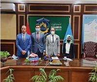 ننشر التشكيل الكامل لاتحاد طلاب جامعة دمنهور