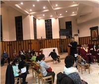 الأسقفية توفر ترجمة بلغة الإشارة.. وركنا لضعاف السمع بقداس عيد الميلاد