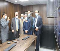محافظ جنوب سيناء يتفقد أعمال تطوير المديرية المالية قبل افتتاحها