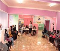 نائبات «التنسيقية» تشاركن في حوار مفتوح مع فتيات الأسمرات