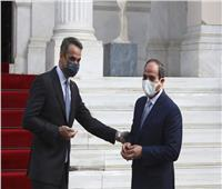 الأمم المتحدة تنشر اتفاقية ترسيم الحدود البحرية بين مصر واليونان