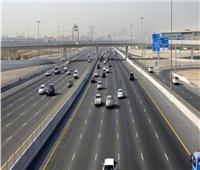 سيولة مرورية على الطرق والميادين الرئيسية بالقاهرة