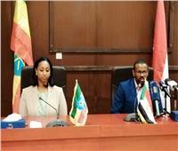 السودان وأثيوبيا يوقعان على محاضر اللجان الفنية في مجالات النقل